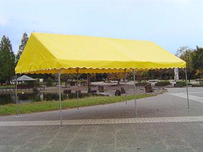 集会用テント カラータイプ
